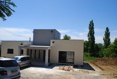 Construction maison individuelle Labruguière